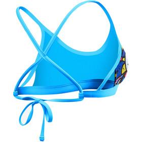 TYR Astratto Mojave Tieback Top Women blue/multi